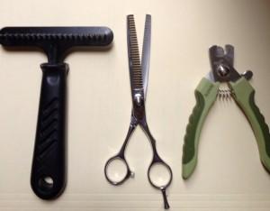 Dog Grooming Tools